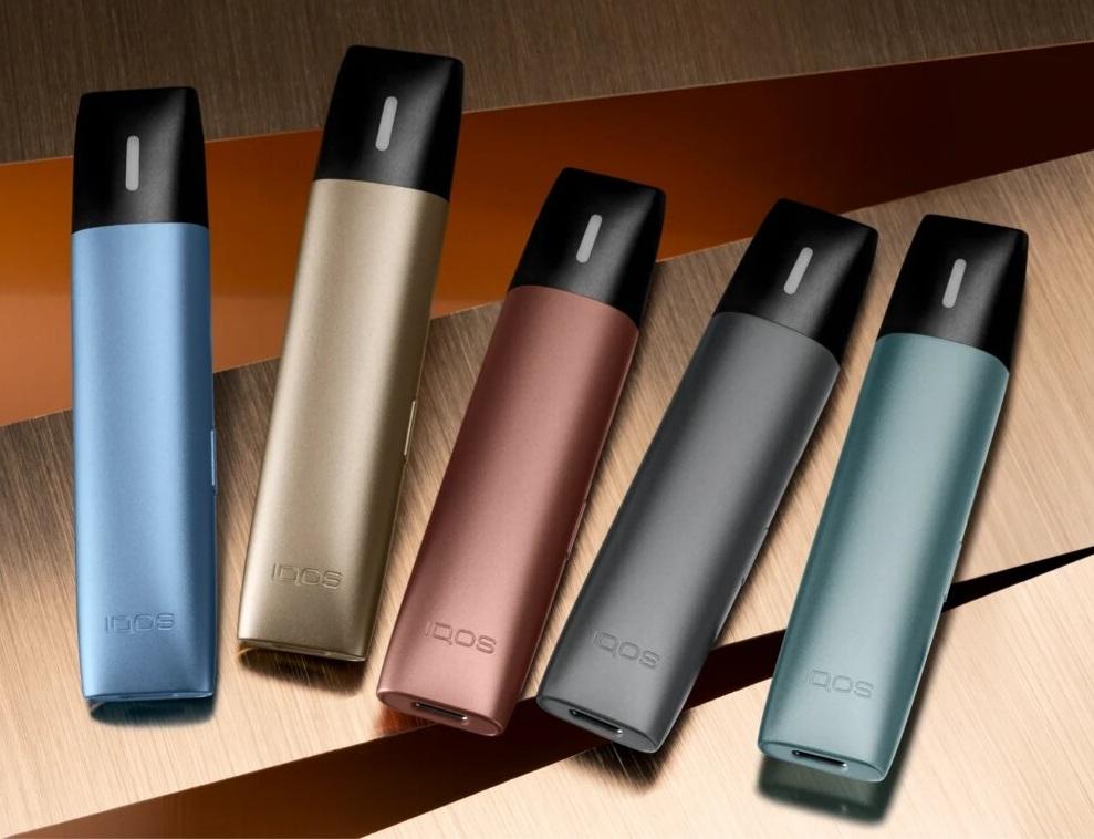 Philip Morris v Česku představil elektronickou cigaretu IQOS VEEV